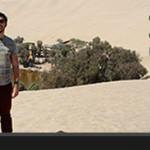 Um oásis no meio do deserto