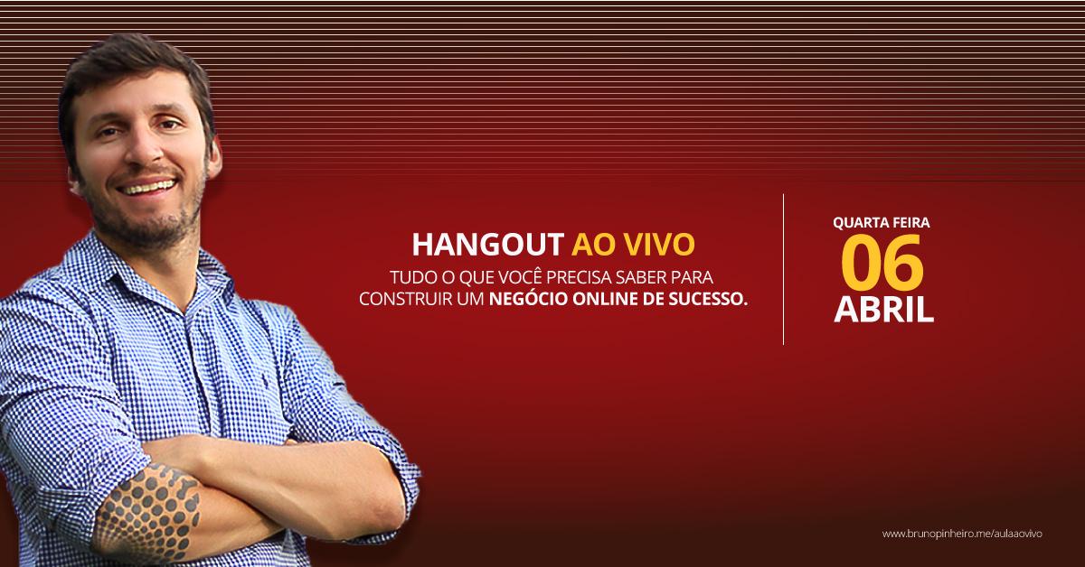 Aula Gratis Negocio Online de Sucesso Bruno Pinheiro