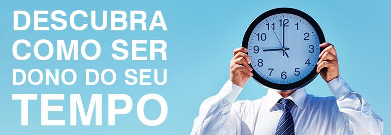 Seja Dono do Seu Tempo Bruno Pinheiro