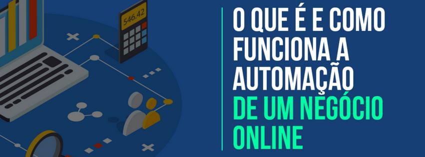 automação Venda Automática na internet